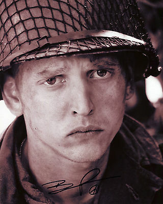 Barry Pepper - Private Jackson - Saving Private Ryan - Signed Autograph REPRINT
