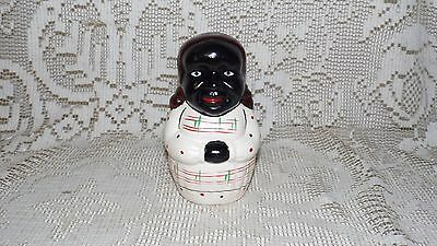 Vintage Ceramic Mammy Aunt Jemima Black Americana Bank Hand Painted Hand Crafted
