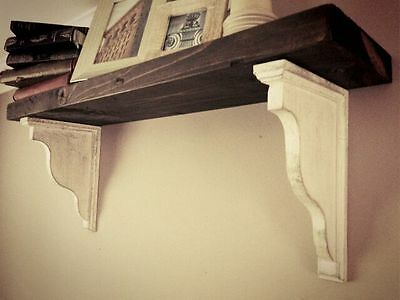 Farmhouse French Shabby Chic Vintage Style Shelf