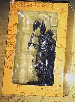 LORD OF THE RINGS COLLECTOR'S MODELS 161 Sauron at Dagorlad  *NO BOOK*