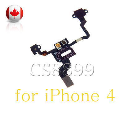 Replacement For iPhone 4 Audio Control and Power Button Flex Cable Part CA