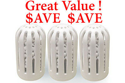 3 Replacement Filters for Medescan Rainbow Mist Humidifier Save $10 Free postage