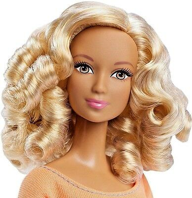 Barbie NUDE Made to Move Articulated Ultimate Posable Doll Lea Face Tan 4 OOAK