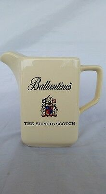 Vintage Ballantines Whisky Water Jug The Suberb Scotch Royal Norfolk