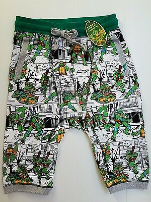 Peter Alexander Mens Teenage Mutant Ninja Turtles Pyjama Short Rrp$69.95