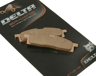 Pads Delta Braking frittage DB2140RDN pour YAMAHA 85 YZ Année 02-13 (Front)