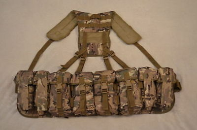 *Brand New* Multicam Airborne WEBBING 4 Utility Commando SAS Special Forces MTP