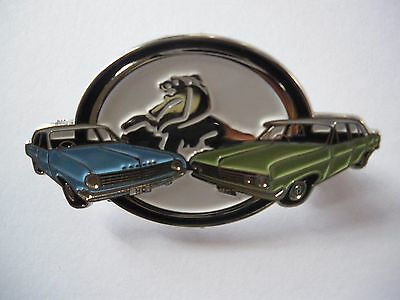 HD HR Holden - Top Quality Lapel Pin Badge - biker car men's shed sports