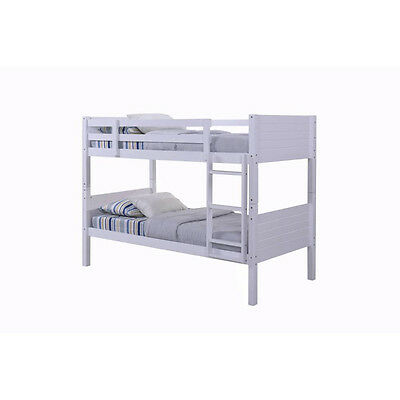 Dakota Bunk Bed Grey, White, Grey 2, White 2