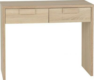Cambourne 2 Drawer Dressing Table Light Sonoma Oak