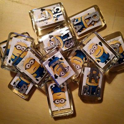 Minion x-ray markers - A pair of Left and Right - Add your own initials