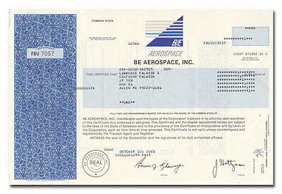 Lot of 10 Aviation Stock and Bond Certificates
