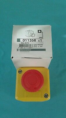 Telemecanique 011358 Emergency Stop Switch Ip65