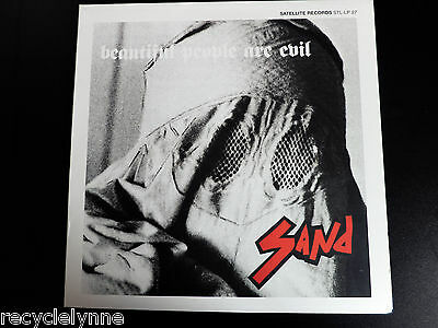 Sand - Beautiful People are Evil - 2 LPs 1999 Vinyl Record LP