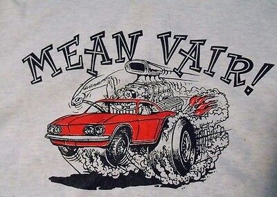New Mean Vair Corvair T Shirt Tee Shirt