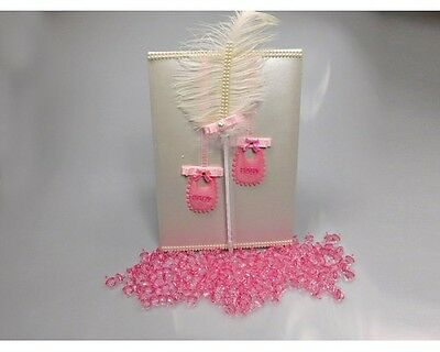 Baby Girls Memory Book