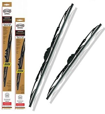 Hyundai Tucson 2004-2010 Heyner Exclusive windscreen WIPER BLADES 24''16''SET