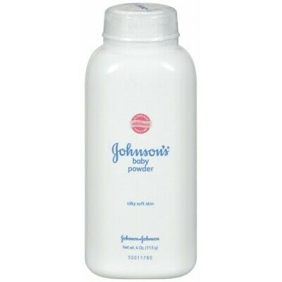 Johnson's Baby Powder Original - 4 Ounce (Pack of 3)
