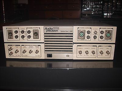 Audio Precision System One + DSP
