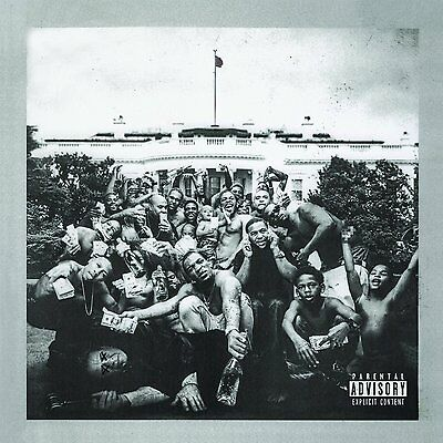 Kendrick Lamar - To Pimp A Butterfly - Vinyl Lp - New