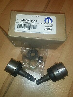 JEEP WRANGLER 2007 MISC 07+ BALL JOINT KIT. Knuckle 68004085AA #0000047566