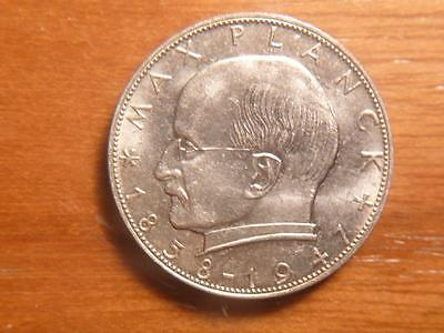 Germany 1960 G, 2 Mark, Uncirculated Condition, #5061