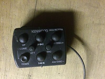 Kenwood KCA-RC700A Remote Control Infra Red Rare