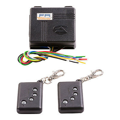 2-4 Channel Remote Control System