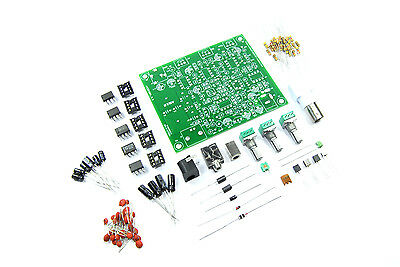 Airband Aviation Receiver Kit Unsoldered VHF DIY 118 to 136MHz Flux Workshop