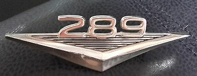 Ford 289 Insigne