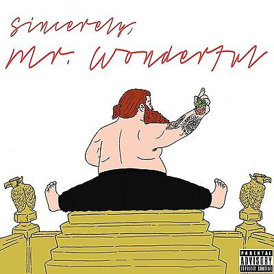 Action Bronson - Mr. Wonderful (Explicit) (Lp/cd) - Vinyl Lp - New
