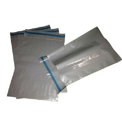 Mixed Grey Mailing/postal/postage Bags Peel And Seal Small To Large(12X16)