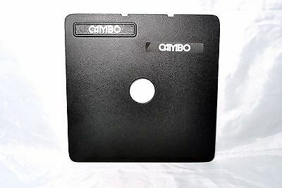 Exc* Cambo Lensboard Compur #00 (26.3mm) Lens board from Japan