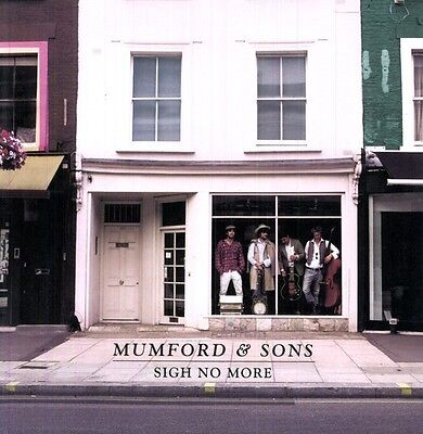 Sigh No More - Mumford & Sons (2009, Vinyl NEU)