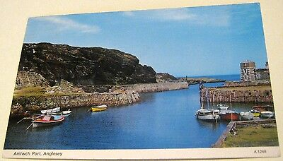 Wales Amlwch Bay Anglesey A1248 Dennis - posted