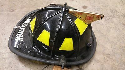 Fire Fighter Traditional Style Helmet Cairns t