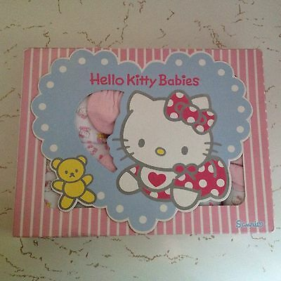 Hello Kitty Babies Newborn Gift Set