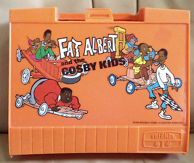 Fat Albert And The Cosby Kids 1973 Lunch Box