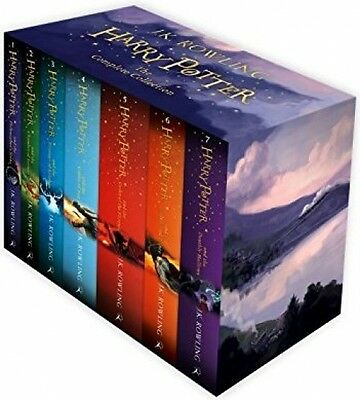 Harry Potter Box Set: The Complete Collection - Children's Paperback