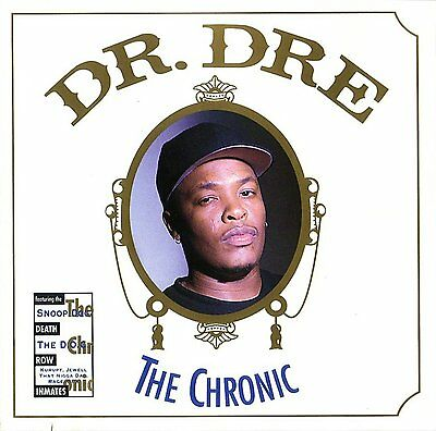 Dr. Dre - The Chronic (Explicit Version) - Vinyl Lp - New