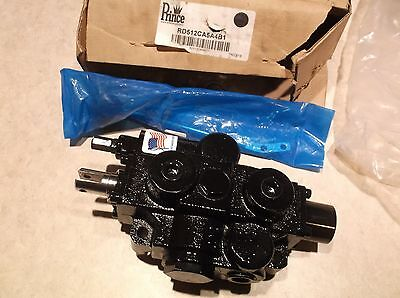 1 Spool 30 Gpm Prince Rd512Ca5A4B1 Double Acting Hydraulic Valve