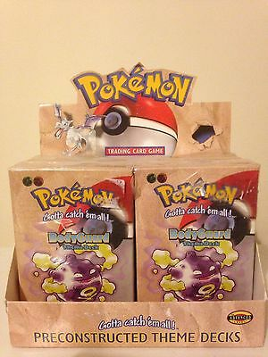 Pokemon Fossil Body Guard Theme Deck - RARE!