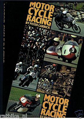 Motorcycle Racing By Peter Carrick