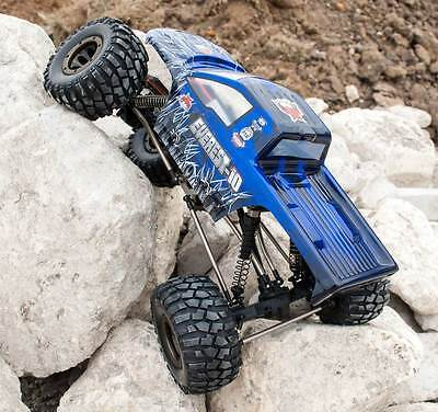 REDCAT Everest-10 1/10 Scale RC Remote Control Rock Crawler 2.4GHz BLUE