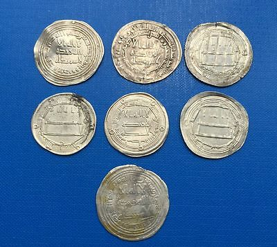Islamic Dynasties lot of 7 coins