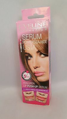 Pl/ Eveline Lips serum magnifying mouth Hyaluron Lips Push Up 12 ml