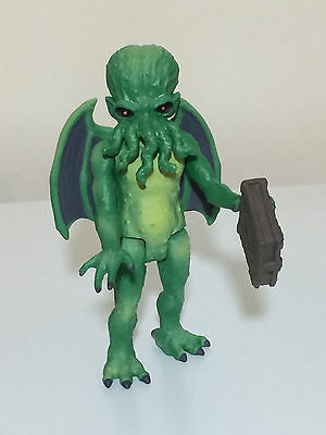 WARPO Legends of Cthulhu Retro Style Action Figure: Spawn of Cthulhu