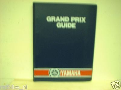 Yamaha Grand Prix Guide  Info 1981 Gp Dutch Tt Assen,Moto Gp