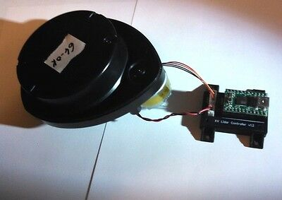 Neato Vacuum XV Working LIDAR & custom Teensy controller 2 -robotics first step