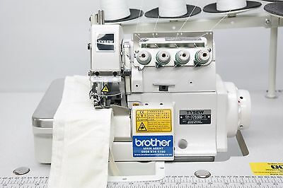 Tysew TY-7755DD-1 5 Thread Overlocking Direct Drive Industrial Sewing Machine